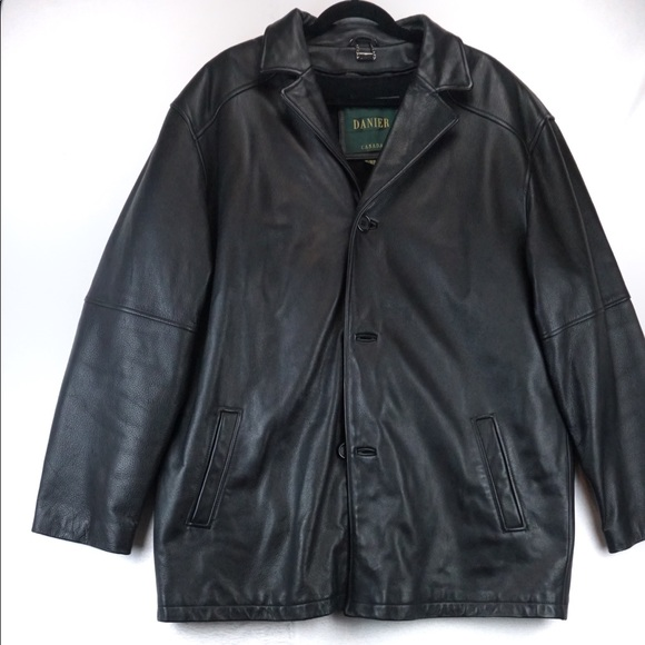 Danier Other - Danier black 2x leather jacket